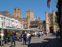 Wells Market Place - click for more information