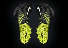 "NIKE, Inc. - Nike Football Accelerates Innovation with 3D printed ""Concept Cleat"" fort Shuttle"
