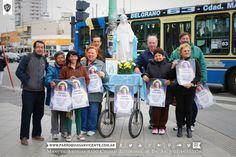 Los #MisionerosdeMaría rezaron el rosario en Alberdi y Murgiondo, pidiendo por nuestro querido barrio de #Mataderos
