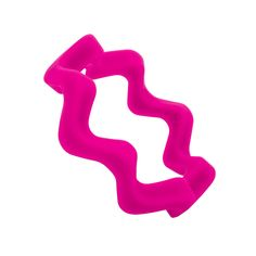 Wave Bangle - Ripple  A soft, stretchy bangle for small to medium wrists.  Great for chewing or fidgeting.