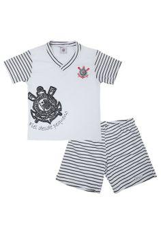 pijama - Corinthians
