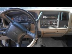 How To Install A Stereo In A Chevy Silverado. Head Unit DIY Bri Shows you how to install a car stereo deck, step by step instructions and ti. 2002 Chevy Silverado, Deck Steps, Head Unit, Step By Step Instructions, 5 Years, Automobile, Crimping, Project Ideas, Youtube