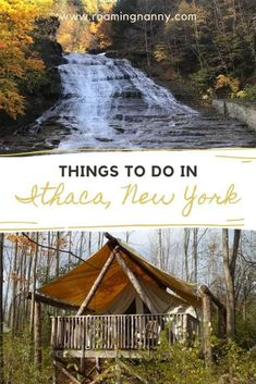 Things to do in Ithaca NY: Waterfalls, Murals, and Cider » Roaming Nanny