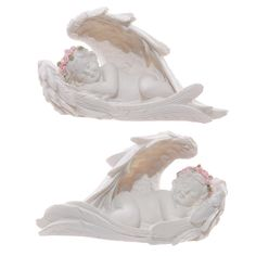 Decorative Sleeping Rose Cherub Figurine Cherubs are a popular range of products for all ages We have an extensive collection of designs including