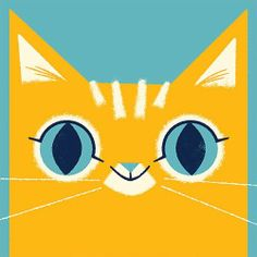 lydianichols: And my hammy kitty too! #illustration #catscatscats