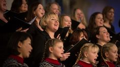 Norway TV  60 hour  Christmas carols LOOP