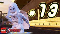 LEGO Marvel's Avengers ITA Avventura Mattoncini #13 - Moon Knight - PS4 ...