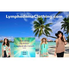 Lymphedemaclothing- apparel by styleq on Polyvore featuring Bora Bora