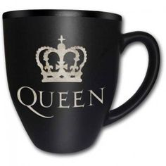 Queen Crown Coffee Mug                                                                                                                                                                                 More