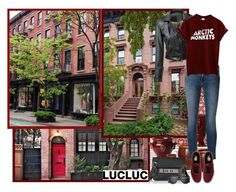 """""""Lucluc.com"""" by asia-12 ❤ liked on Polyvore featuring mode, Jaipur, Emissary, Proenza Schouler, Frame Denim en Vans"""
