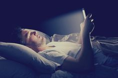 Could #socialmedia be contributing to your lack of adequate #sleep?