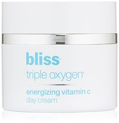 bliss Triple Oxygen Energizing Vitamin C Day Cream 17 Oz50 ml >>> Want to know more, click on the image.Note:It is affiliate link to Amazon. #yum