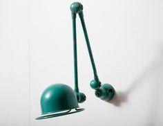 Jielde Wall-Mount Task Lamp  Jielde / France