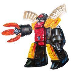 Omega Supreme G1 toy box art.