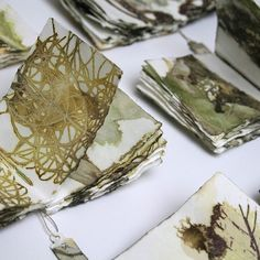 Alice Fox (@alicefoxartist) • Instagram photos and videos Alice Fox, Art Shed, Textiles Techniques, Quilt Festival, Land Art, Natural Forms, How To Make Paper, Bookbinding, Textile Art