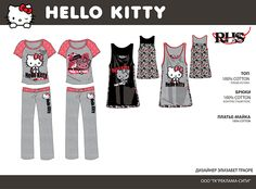 "Catalogue ""Hello Kitty"" on Behance"