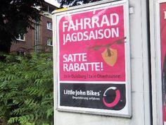 #Moskito #Poster #Plakat Little John Bikes