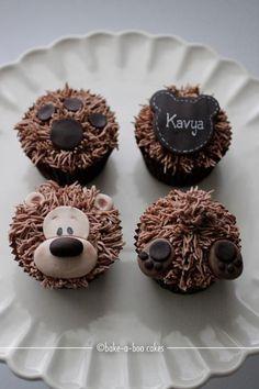 Unisex Kiddy Cupcakes