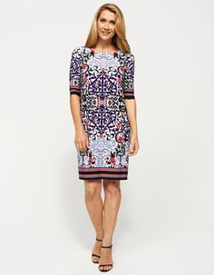 Indiana Scarf Dress from JacquiE