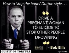 Posted by Bob Ellis on November 11, 2015     1    comment   Dutton's hectic Orwellian obfuscations continue. We are dismantling the people smugglers' business model, he says, by giving them money. ... http://winstonclose.me/2015/11/11/this-yabbering-simian-oaf-written-by-bob-ellis/