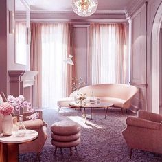 …dreaming of all things blush pink.... - decorista daydreams