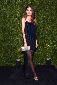 See the best looks from the Chanel Tribeca film festival party.