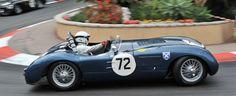 Monaco Historic GP 2014 - Sports Racing Photos and Results Sports Car Racing, Sport Cars, Race Cars, Auto Racing, Classic Sports Cars, Classic Cars, Jaguar Xk120, Monaco Grand Prix, Type S