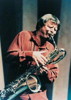 A photo of John Surman by Roberto Masotti