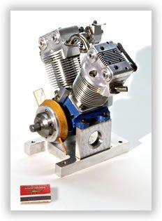 Dual Cylinder Steam Engine Model Horizontal Steam Engine Model