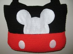 Mickey Mouse bag of awesome!
