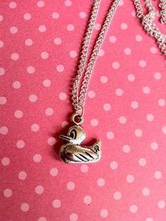 https://www.facebook.com/photo.php?fbid=155456081310482=a.155456017977155.1073741849.116344528554971=3   #duck #ducknecklace #quack #animals #necklace #jewellery