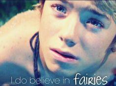 Jeremy Sumpter... Peter Pan...