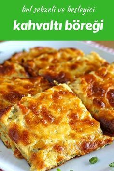 Nutritious and Very Delicious Breakfast Pastry - Yummy Recipes - Brunch Recipes Brunch Recipes, Breakfast Recipes, Turkish Recipes, Ethnic Recipes, Turkish Breakfast, Breakfast Pastries, Christmas Breakfast, Cheesecake, Food And Drink
