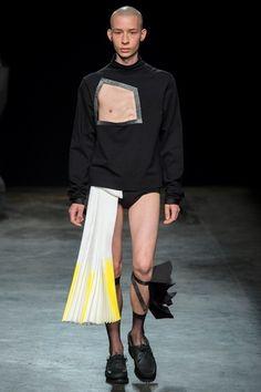 Sfilata Moda Uomo Man Londra - Primavera Estate 2016 - Vogue