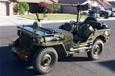1945 willys jeep
