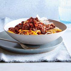 Veggie-Packed Bolognese Recipe | CookingLight.com