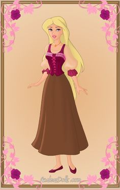 Princess Odette Wedding Dress