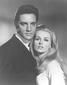 Celeste Yarnall and Elvis Presley played in Live A Little