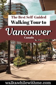 Vancouver Canada. One of the top British Columbia travel destinations, there are many things to do in Vancouver Canada, from walking around Vancouver Stanley Park to window shopping around Vancouver Gastown. And the best way to spend a 1 day Vancouver itinerary is on a self-guided Vancouver walking tour! Read my article to learn more | what to do in Vancouver Canada | places to visit in Vancouver Canada | Vancouver Canada city British Columbia | Vancouver travel | Vancouver travel list | BC walk Vancouver Travel, Vancouver City, Beautiful Places To Travel, Cool Places To Visit, Canada Travel, Asia Travel, European Travel Tips, Visit Canada, Travel Aesthetic