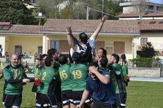 Il CUS Potenza Rugby batte la formazione dell'Amatori Taranto per 59 a 3