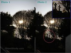 Andy writes, This picture was taken on Sunday 14th October 2012, I did not realize the figure until I uploaded to the PC. I shot the photographs on rapid continuous. The metadata of both pics show they were taken at the same exact second at 1/3200th of a second between shots. Weird