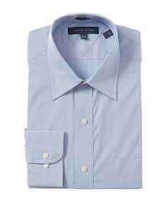 TOMMY HILFIGER TOMMY HILFIGER REGULAR FIT DRESS SHIRT'. #tommyhilfiger #cloth #dress shirts