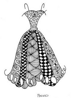 Zentangle Step by Step | Simon Says Stamp Blog!: In Honor Of Suzanne McNeill!