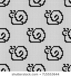 Knitted Seamless Pattern Paws Stock-Vektorgrafik (Lizenzfrei) 313334162 Knitted seamless pattern snails Record of Knitting Yarn spinning, weaving and stitching careers such as for example BC. Baby Knitting Patterns, Knitting Charts, Lace Knitting, Knitting Stitches, Crochet Patterns, Crochet Chart, Filet Crochet, Knit Crochet, Punto Fair Isle