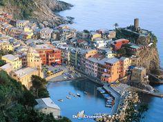 La Spezia (Cinque Terre) en Italia, conocé los cruceros que pasan por aquí: http://www.decruceros.com/cruceros.php?buscar=1=1====812====49=12