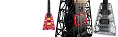 3D printed Guitars from Olaf Diegel
