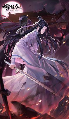 Anime Manga, Anime Art, Anime Eyes, Matou, Shall We Date, Handsome Anime Guys, Best Waifu, The Grandmaster, Anime Kawaii