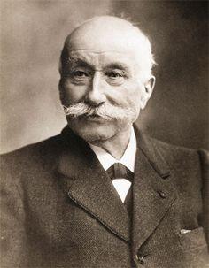 Clément Ader - pionnier de l'aviation / ingénieur français