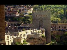 Toledo Puente de San Marín y entorno
