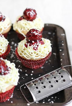 Sprinkle Bakes: Spaghetti Western Cupcakes making these this weekend